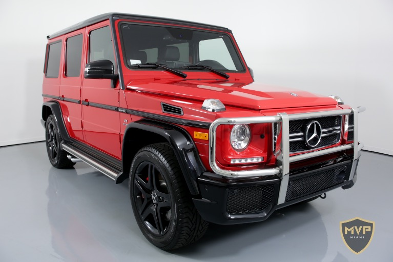 2017 MERCEDES-BENZ AMG G63 for sale $599 at MVP Miami in Miami FL 33142 2