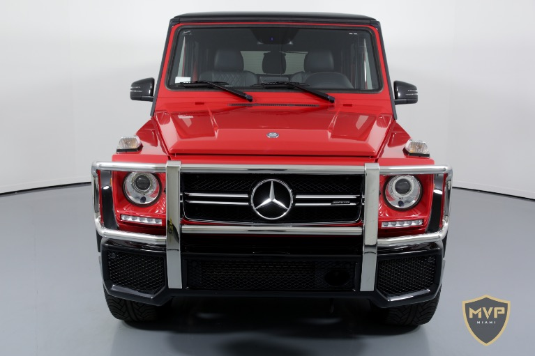 2017 MERCEDES-BENZ AMG G63 for sale $599 at MVP Miami in Miami FL 33142 3
