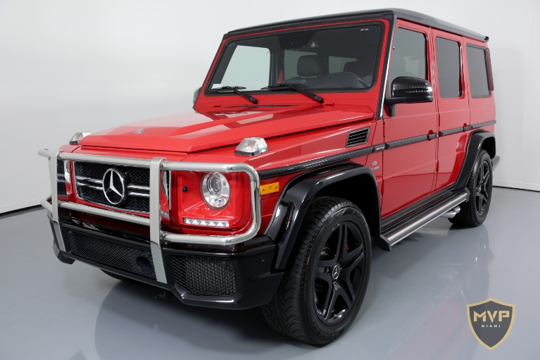 2017 MERCEDES-BENZ G63 for sale $645 at MVP Miami in Miami FL 33142 4