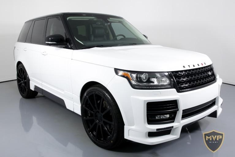 0 Land Rover Range Rover for sale $375 at MVP Miami in Miami FL 33142 2