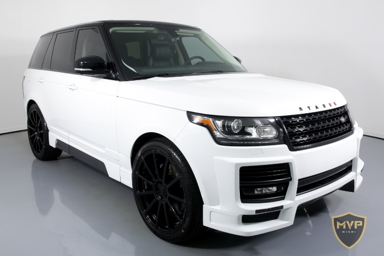 2014 Land Rover Range Rover for sale $549 at MVP Miami in Miami FL 33142 2