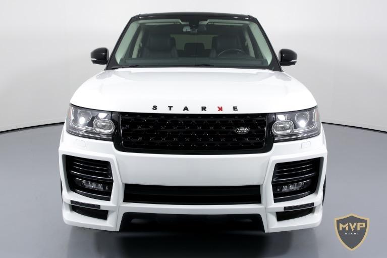 2014 Land Rover Range Rover for sale $549 at MVP Miami in Miami FL 33142 3