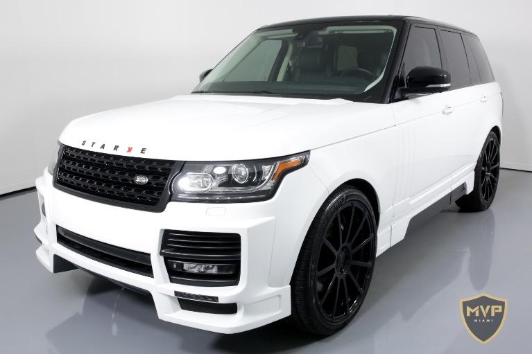 2014 Land Rover Range Rover for sale $549 at MVP Miami in Miami FL 33142 4