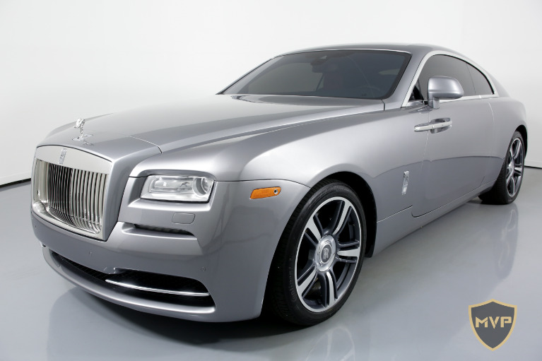 2014 ROLLS ROYCE WRAITH for sale $1,099 at MVP Miami in Miami FL 33142 4