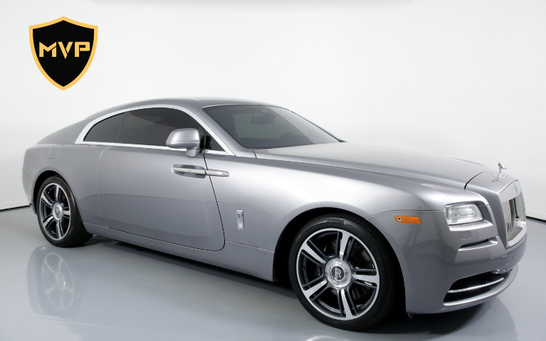 2014 ROLLS ROYCE WRAITH for sale $1,099 at MVP Miami in Miami FL 33142 1