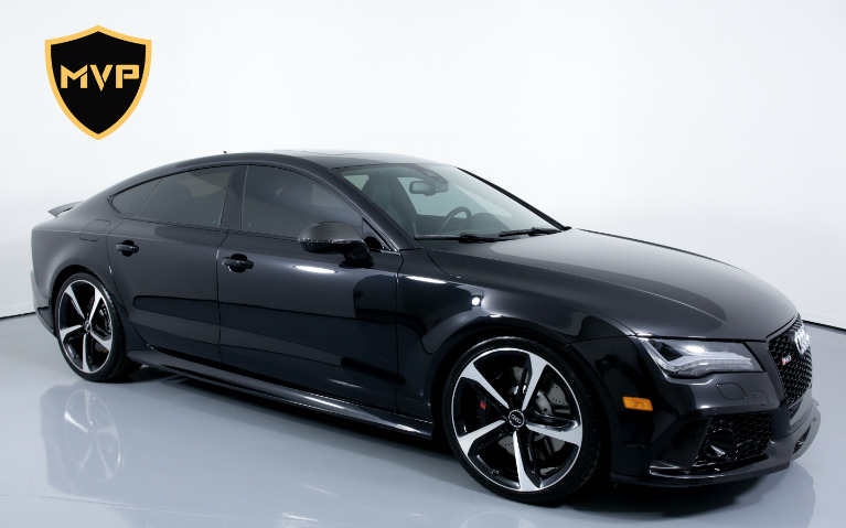 Used 2015 AUDI RS7 for sale $399 at MVP Miami in Miami FL