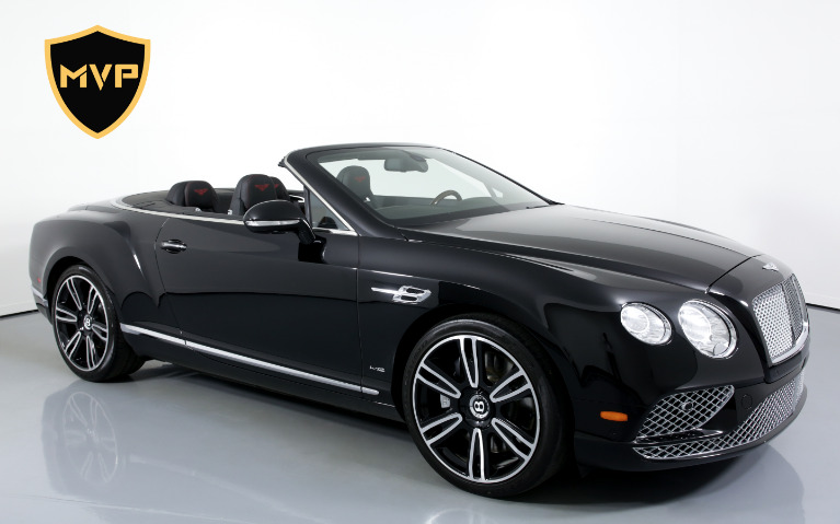 Used 2017 BENTLEY GTC for sale $799 at MVP Miami in Miami FL