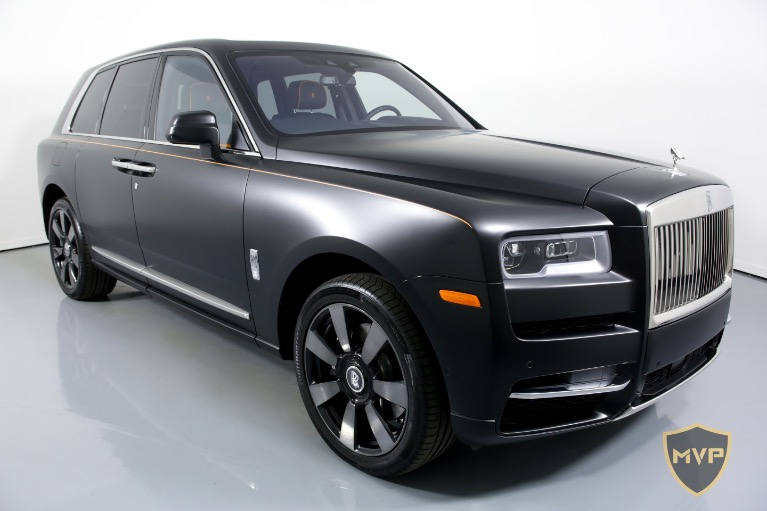 2020 ROLLS ROYCE CULLINAN for sale $1,999 at MVP Miami in Miami FL 33142 2