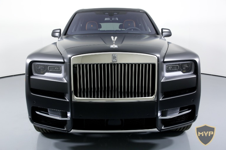 2020 ROLLS ROYCE CULLINAN for sale $1,999 at MVP Miami in Miami FL 33142 3