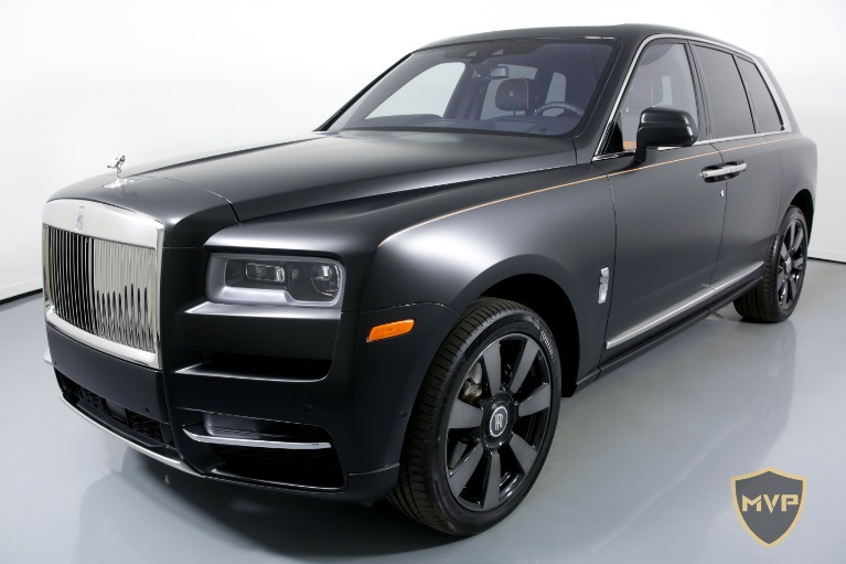 2020 ROLLS ROYCE CULLINAN for sale $1,999 at MVP Miami in Miami FL 33142 4