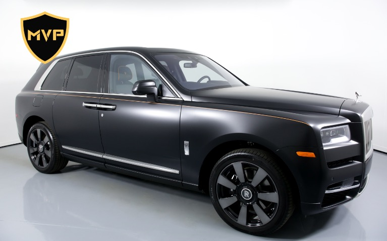 Used 2020 ROLLS ROYCE CULLINAN for sale $1,999 at MVP Miami in Miami FL