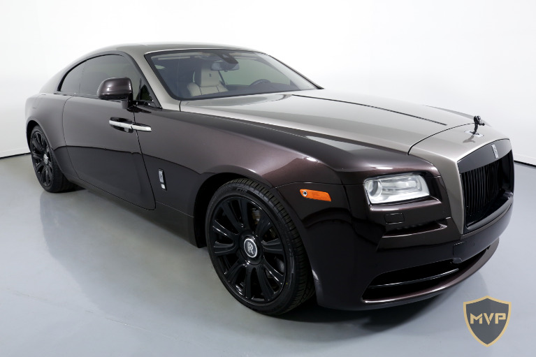 2018 ROLLS ROYCE WRAITH for sale $1,099 at MVP Miami in Miami FL 33142 2