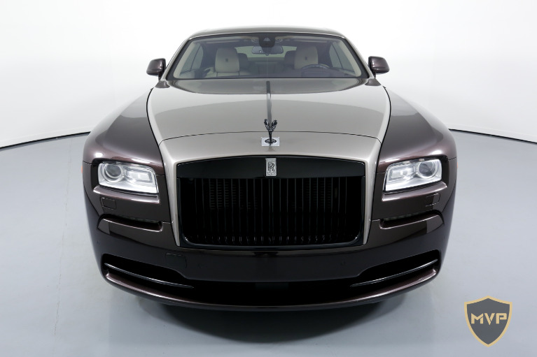 2018 ROLLS ROYCE WRAITH for sale $1,099 at MVP Miami in Miami FL 33142 3