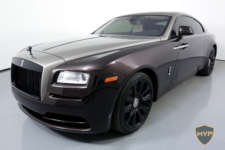 2018 ROLLS ROYCE WRAITH for sale $1,099 at MVP Miami in Miami FL 33142 4