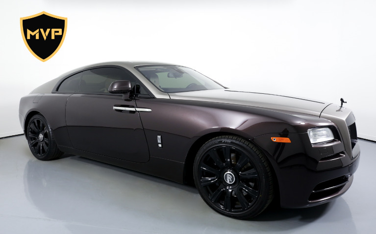 2018 ROLLS ROYCE WRAITH for sale $1,099 at MVP Miami in Miami FL 33142 1