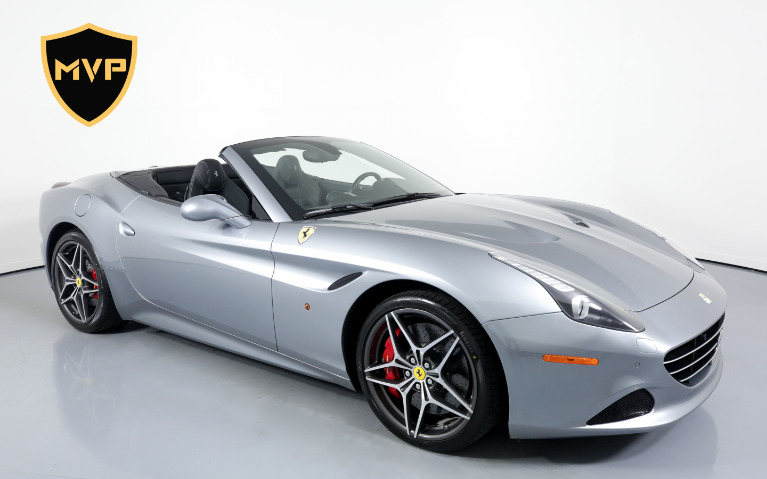Used 2015 FERRARI CALIFORNIA T for sale $899 at MVP Miami in Miami FL