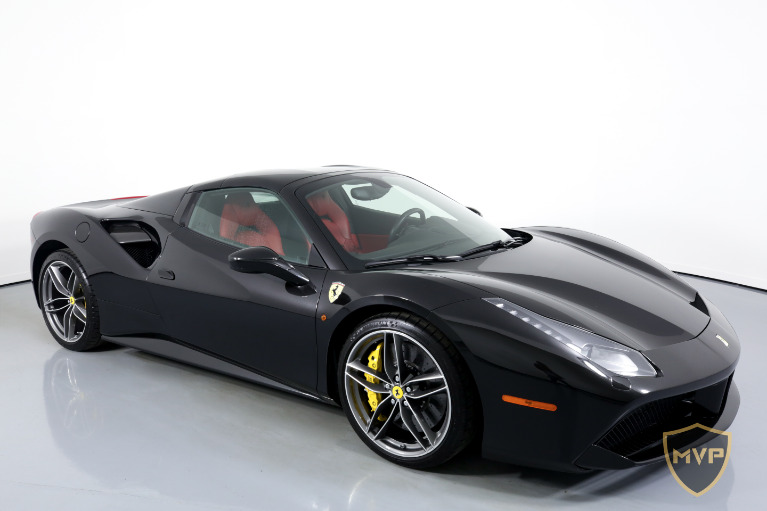 2016 FERRARI 488 for sale $1,599 at MVP Miami in Miami FL 33142 2