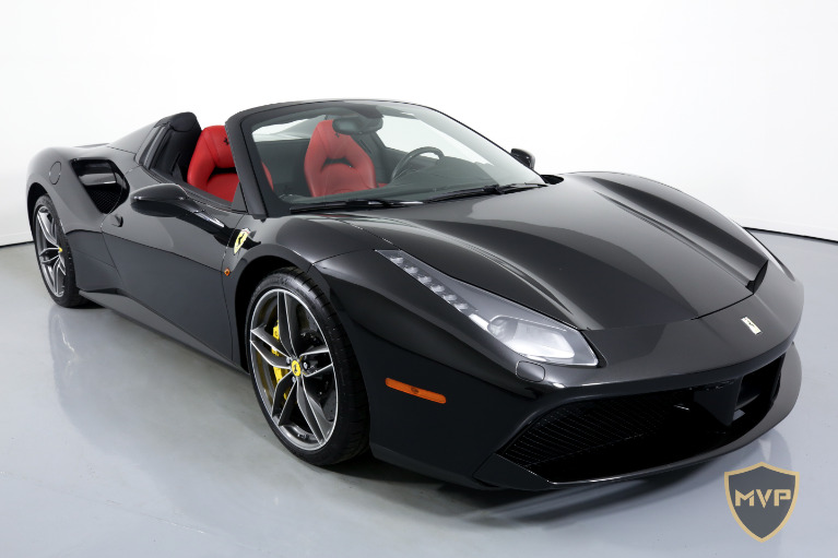 2016 FERRARI 488 for sale $1,599 at MVP Miami in Miami FL 33142 3