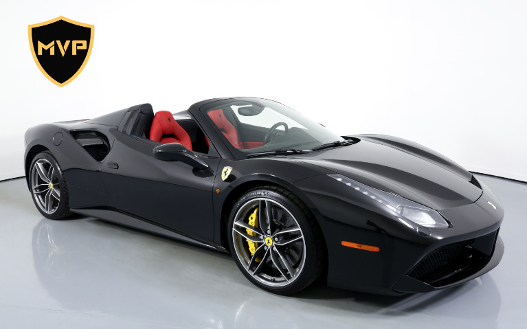 Used 2016 FERRARI 488 SPIDER for sale $1,599 at MVP Miami in Miami FL