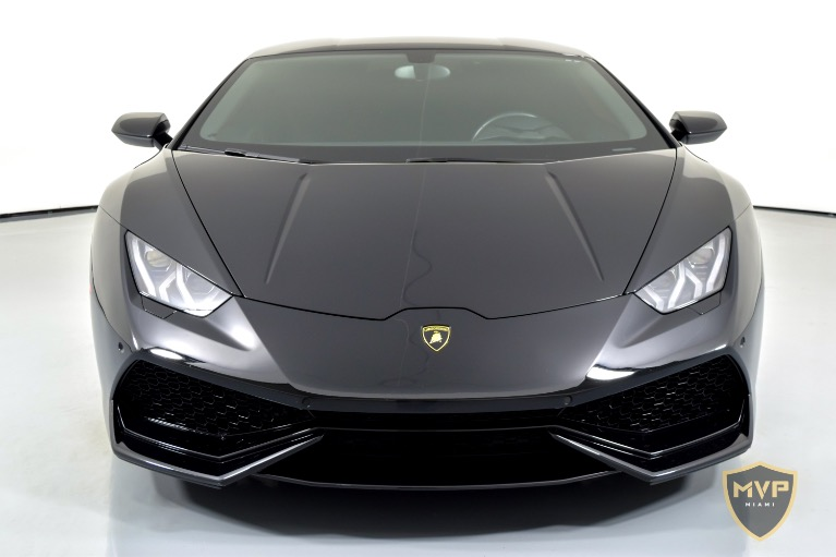 2017 LAMBORGHINI HURACAN for sale $999 at MVP Miami in Miami FL 33142 3