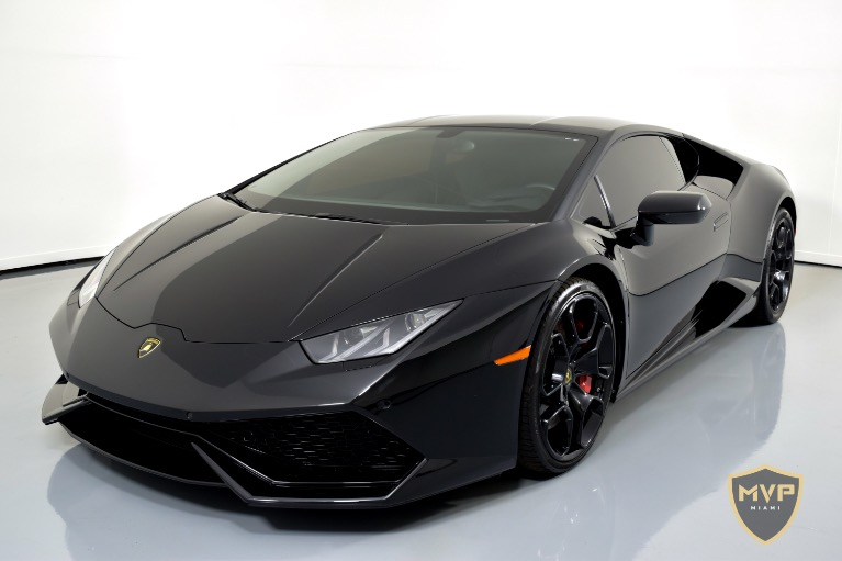 2017 LAMBORGHINI HURACAN for sale $999 at MVP Miami in Miami FL 33142 4