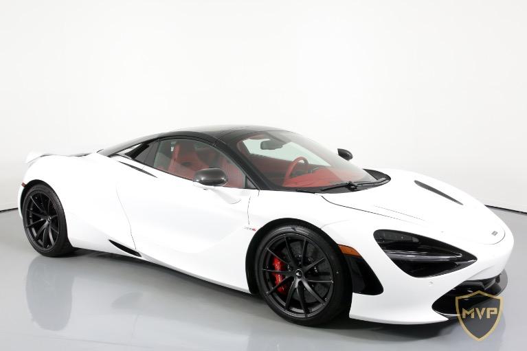 2020 MCLAREN 720S Spider for sale $1,699 at MVP Miami in Miami FL 33142 2