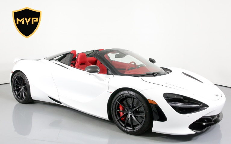 Used 2020 MCLAREN 720S Spider for sale $1,799 at MVP Miami in Miami FL