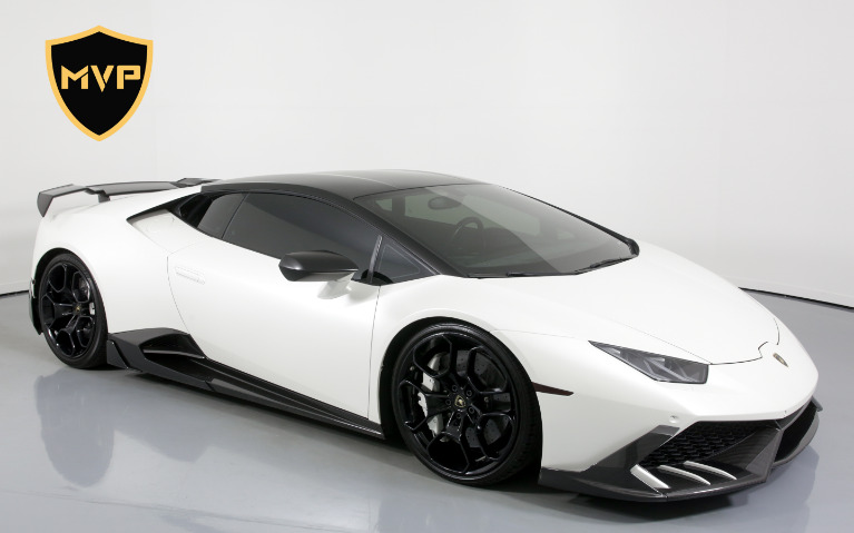 Used 2017 LAMBORGHINI HURACAN LP 580 for sale $999 at MVP Miami in Miami FL