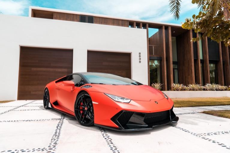2017 LAMBORGHINI HURACAN for sale $999 at MVP Miami in Miami FL 33142 2