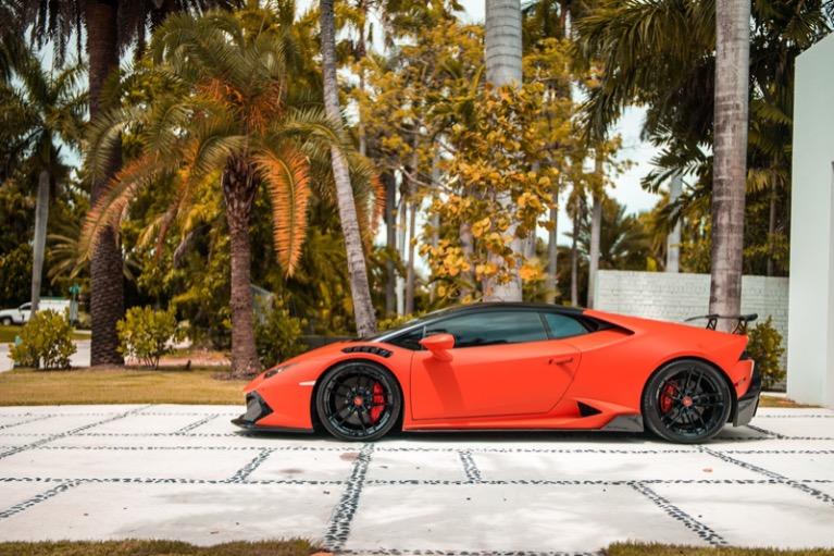 2017 LAMBORGHINI HURACAN for sale $999 at MVP Miami in Miami FL 33142 4