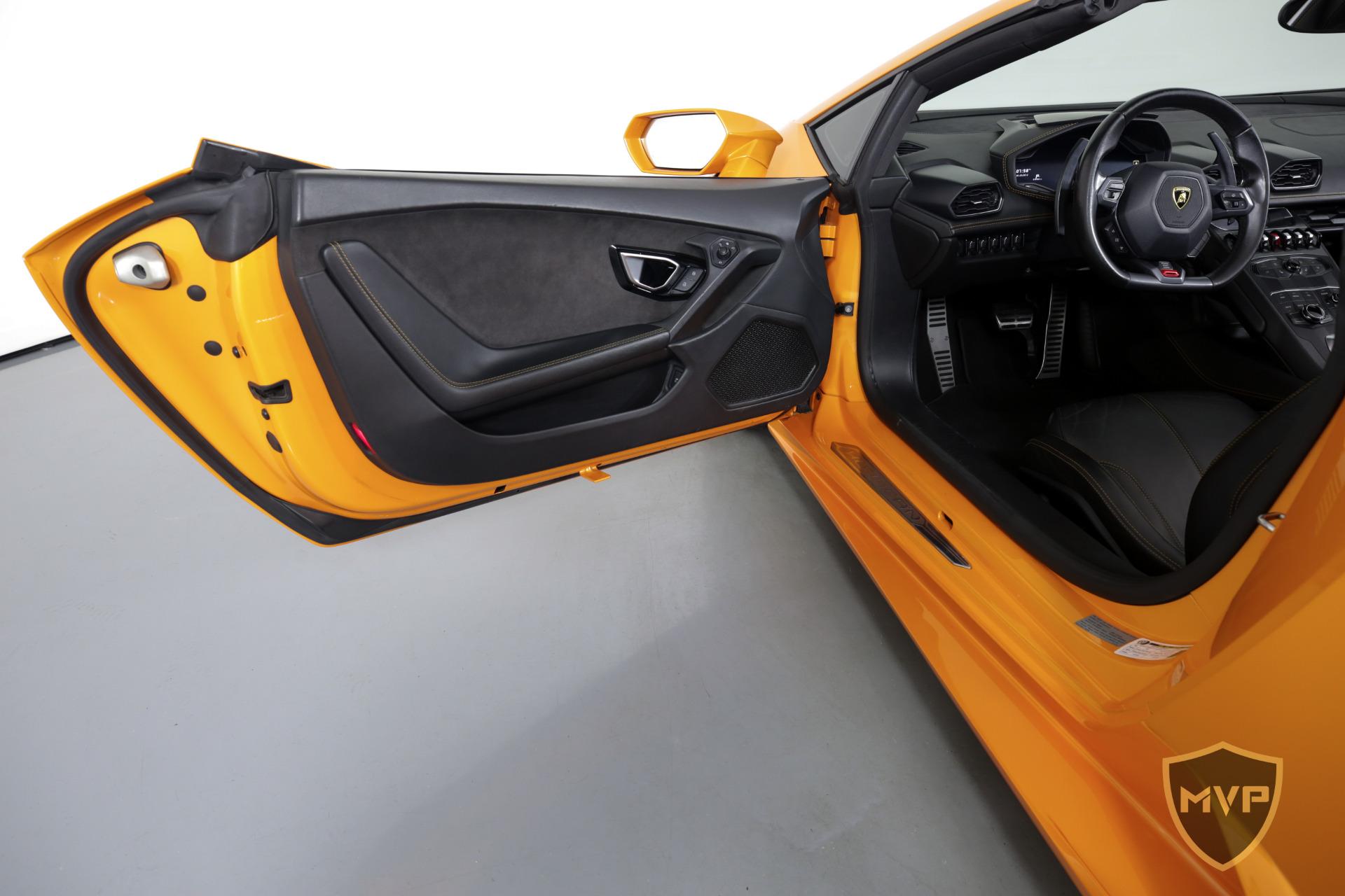 2016 Lamborghini Huracan 610 4 Price Starts At 1199 Year