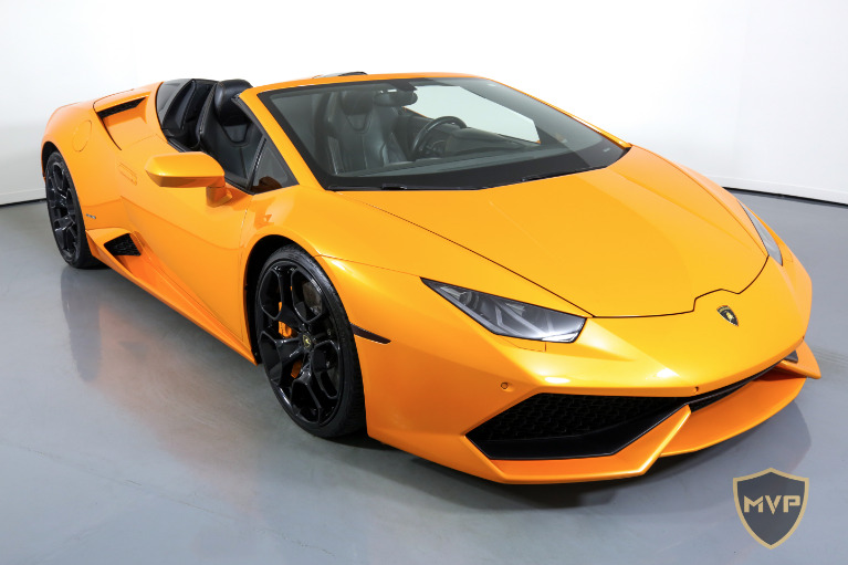 2016 LAMBORGHINI HURACAN for sale $1,199 at MVP Miami in Miami FL 33142 3