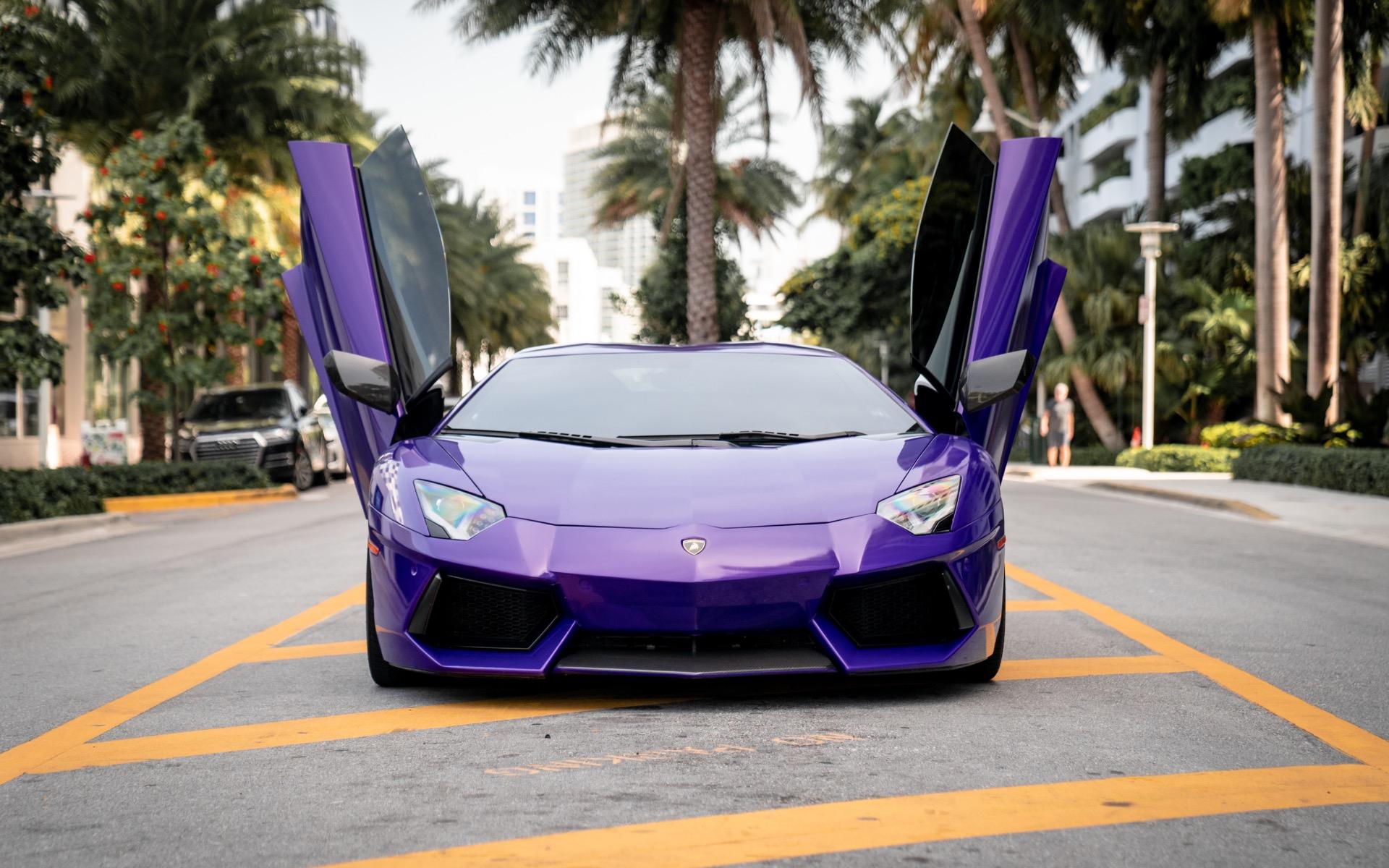 2014 LAMBORGHINI AVENTADOR for sale $1,899 at MVP Miami in Miami FL 33142 1