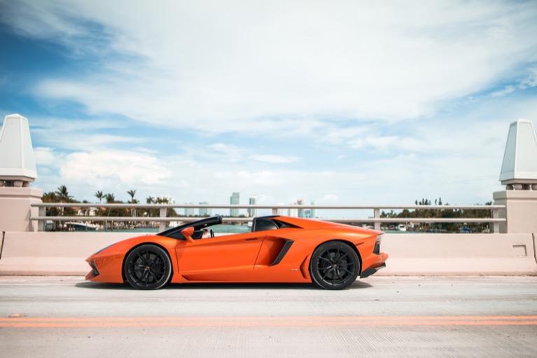 2015 LAMBORGHINI AVENTADOR for sale $1,899 at MVP Miami in Miami FL 33142 2