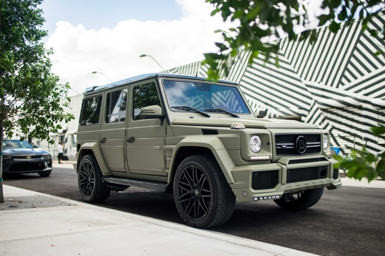 2013 MERCEDES-BENZ G63 for sale $599 at MVP Miami in Miami FL 33142 2