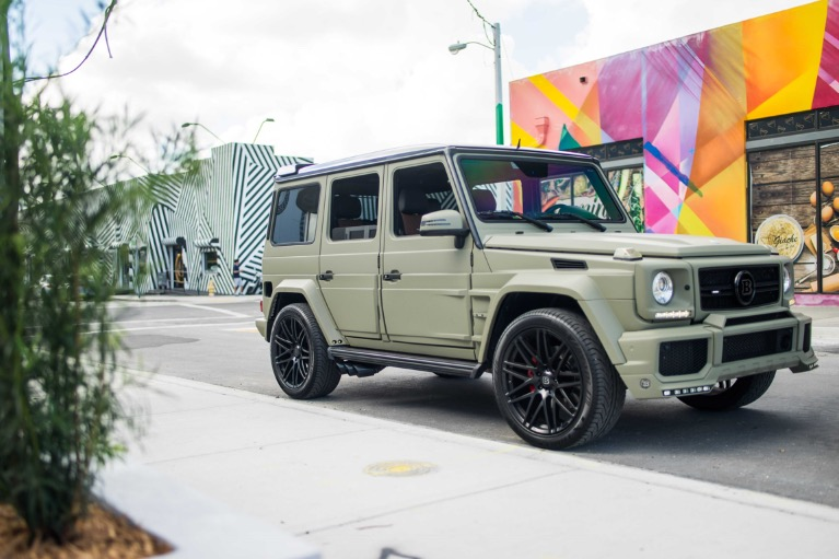 2013 MERCEDES-BENZ G63 for sale $599 at MVP Miami in Miami FL 33142 4