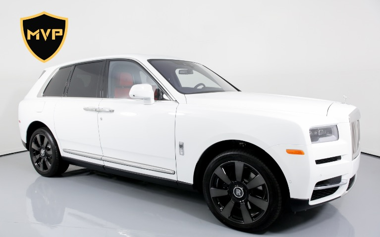 Used 2019 ROLLS ROYCE CULLINAN for sale $1,899 at MVP Miami in Miami FL