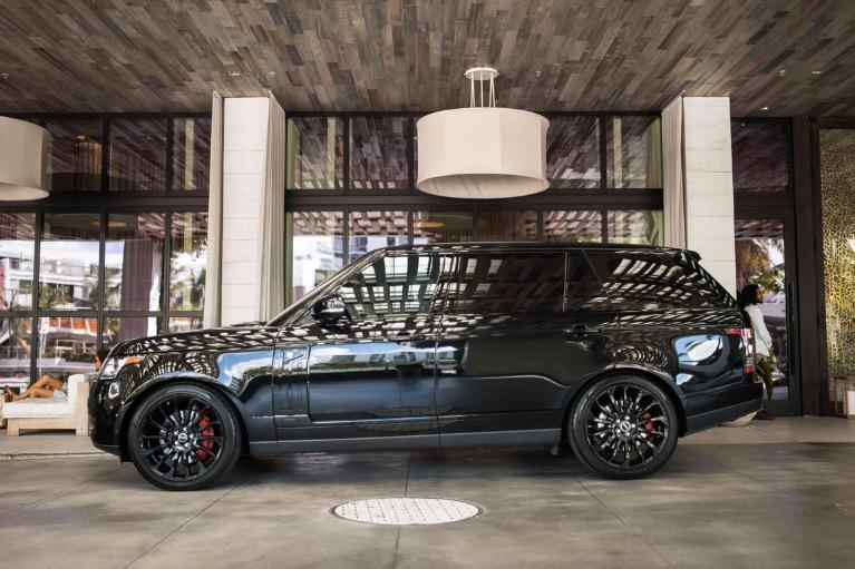 2015 Land Rover Range Rover for sale $449 at MVP Miami in Miami FL 33142 2