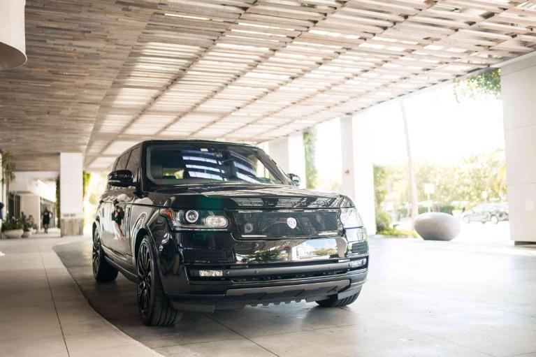 2015 Land Rover Range Rover for sale $449 at MVP Miami in Miami FL 33142 4