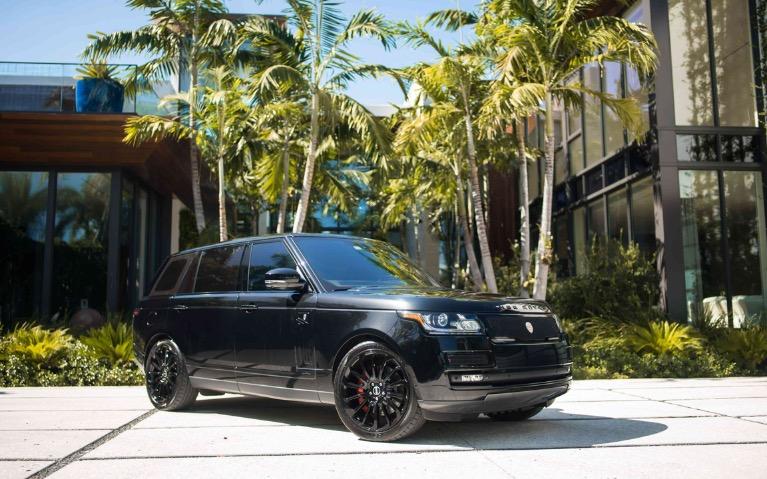 2015 Land Rover Range Rover for sale $449 at MVP Miami in Miami FL 33142 1