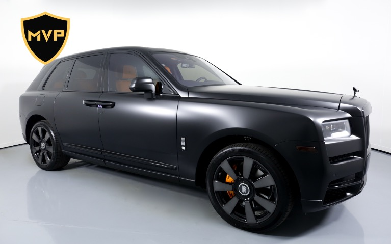 Used 2020 ROLLS ROYCE CULLINAN for sale $1,899 at MVP Miami in Miami FL