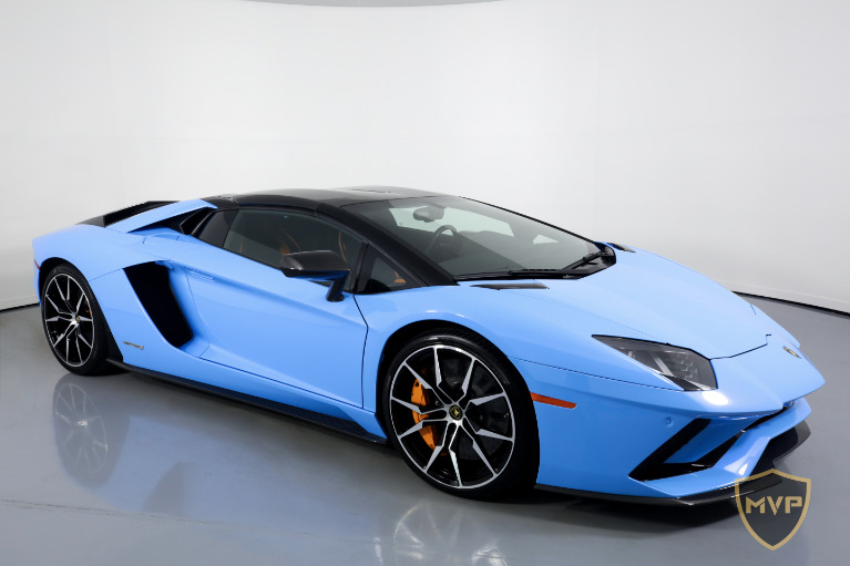 2018 LAMBORGHINI AVENTADOR for sale $1,899 at MVP Miami in Miami FL 33142 2
