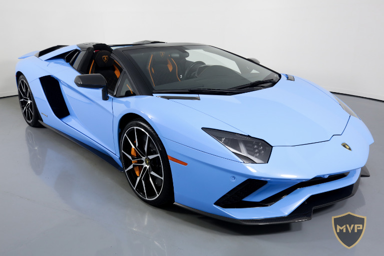2018 LAMBORGHINI AVENTADOR for sale $1,899 at MVP Miami in Miami FL 33142 3