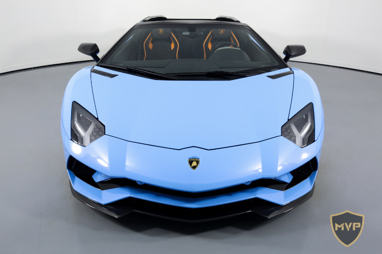 2018 LAMBORGHINI AVENTADOR for sale $1,899 at MVP Miami in Miami FL 33142 4