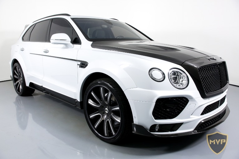 2017 BENTLEY BENTAYGA for sale $1,049 at MVP Miami in Miami FL 33142 2