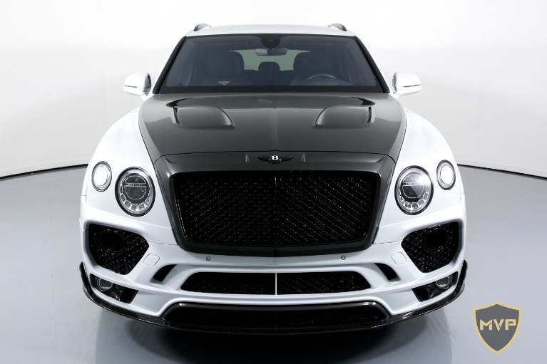 2017 BENTLEY BENTAYGA for sale $1,049 at MVP Miami in Miami FL 33142 3