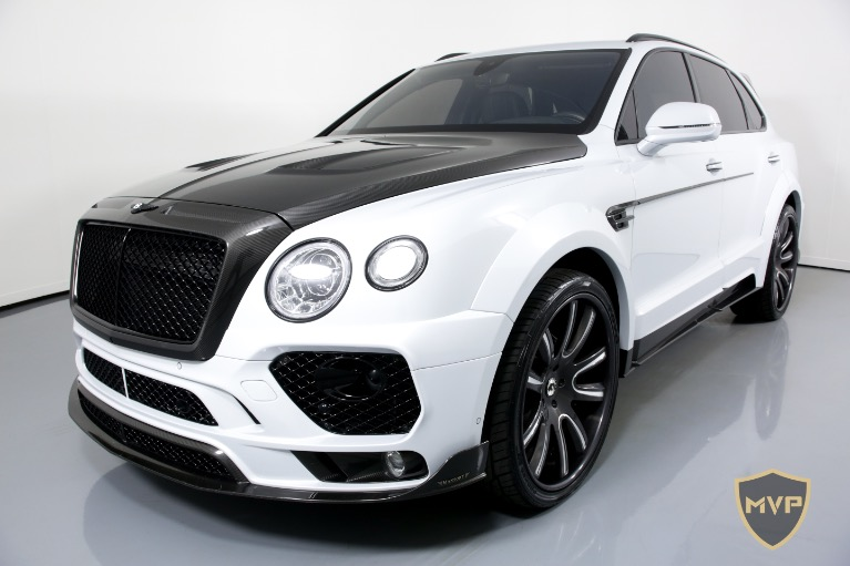 2017 BENTLEY BENTAYGA for sale $1,049 at MVP Miami in Miami FL 33142 4