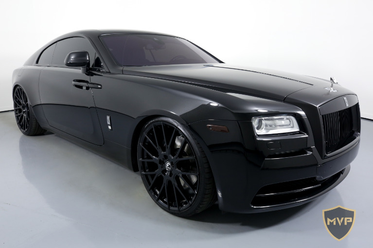 2015 ROLLS ROYCE WRAITH for sale $1,099 at MVP Miami in Miami FL 33142 2