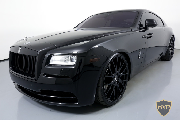 2015 ROLLS ROYCE WRAITH for sale $1,099 at MVP Miami in Miami FL 33142 4
