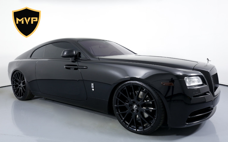 2015 ROLLS ROYCE WRAITH for sale $1,099 at MVP Miami in Miami FL 33142 1